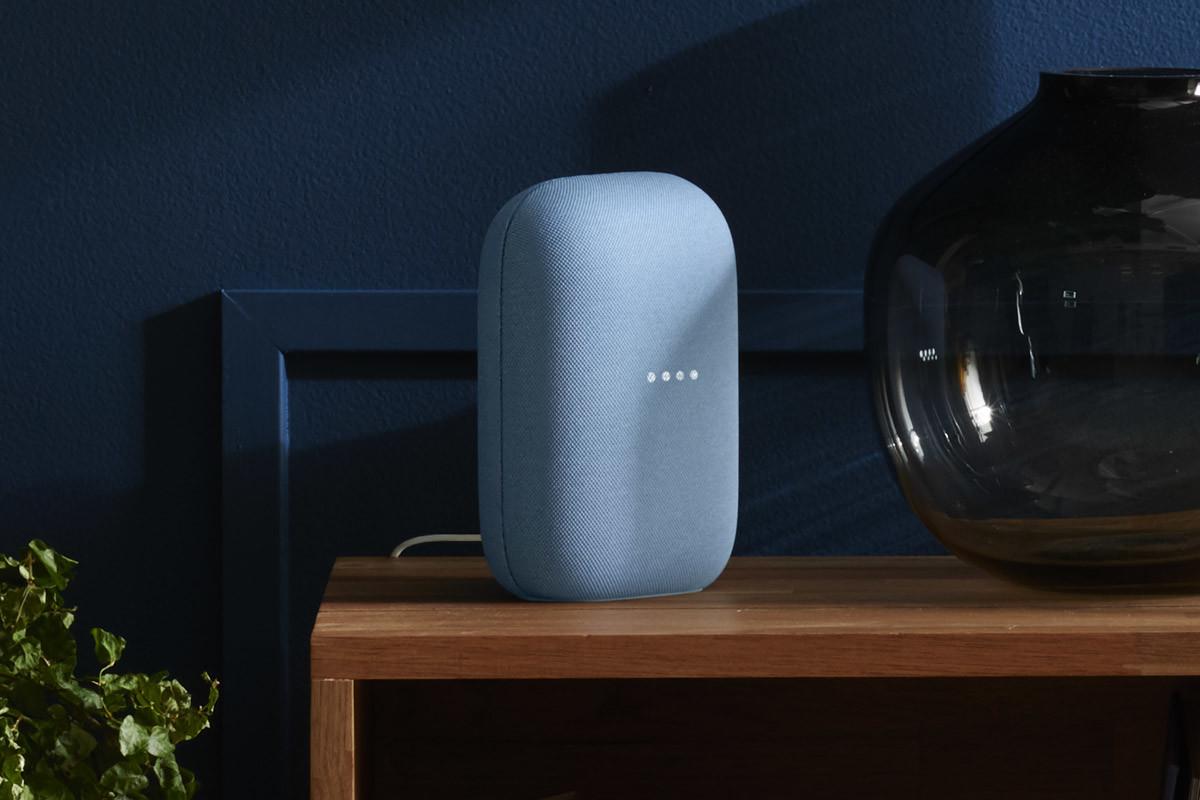 Después de varias filtraciones, conocemos el nuevo altavoz inteligente de Google Home: 'Nest'