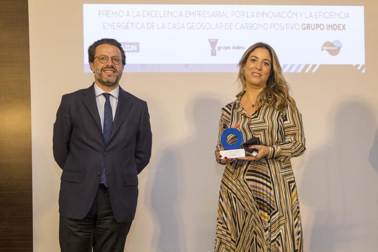Grupo Index, Premio Vivienda y Excelencia Empresarial 2020 de 'La Razón'