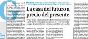 La casa del futuro a precio del presente