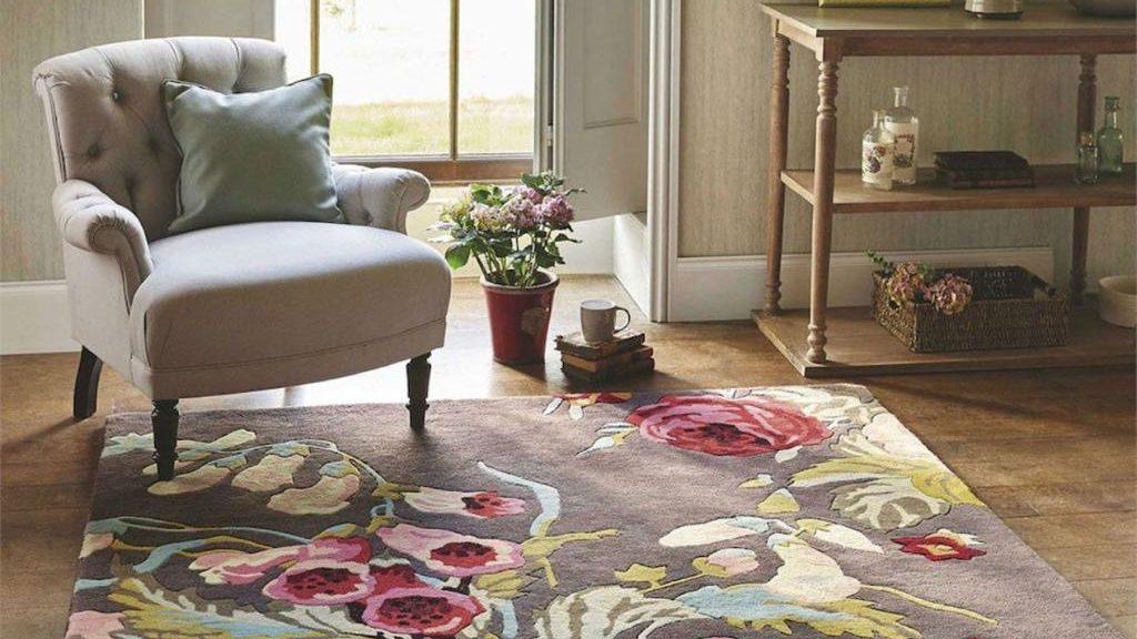 Descálzate y llena de alfombras tu otoño