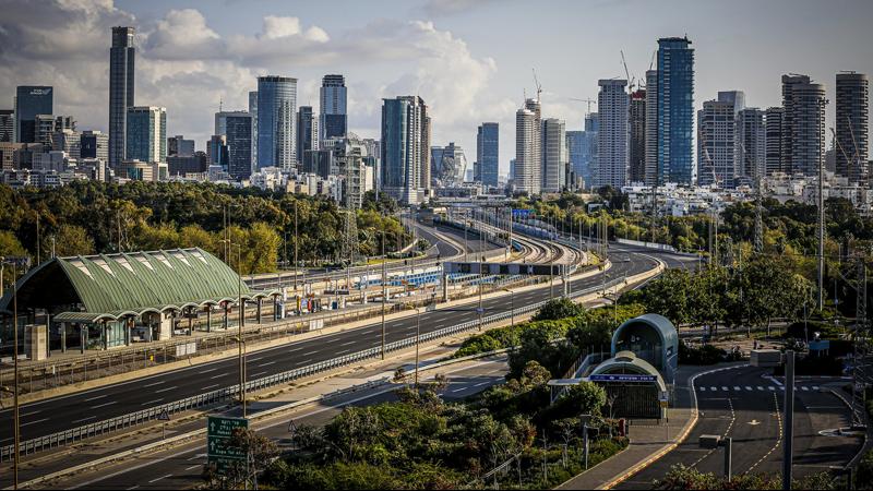 carretera eléctrica Israel
