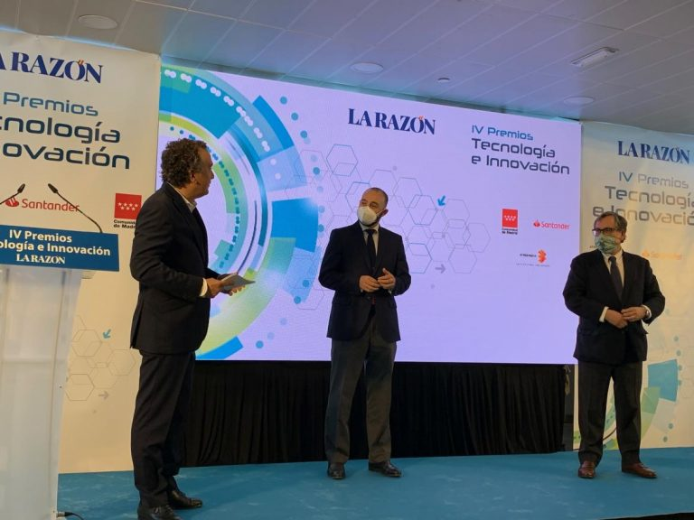 Premios La Razón - Grupo Index