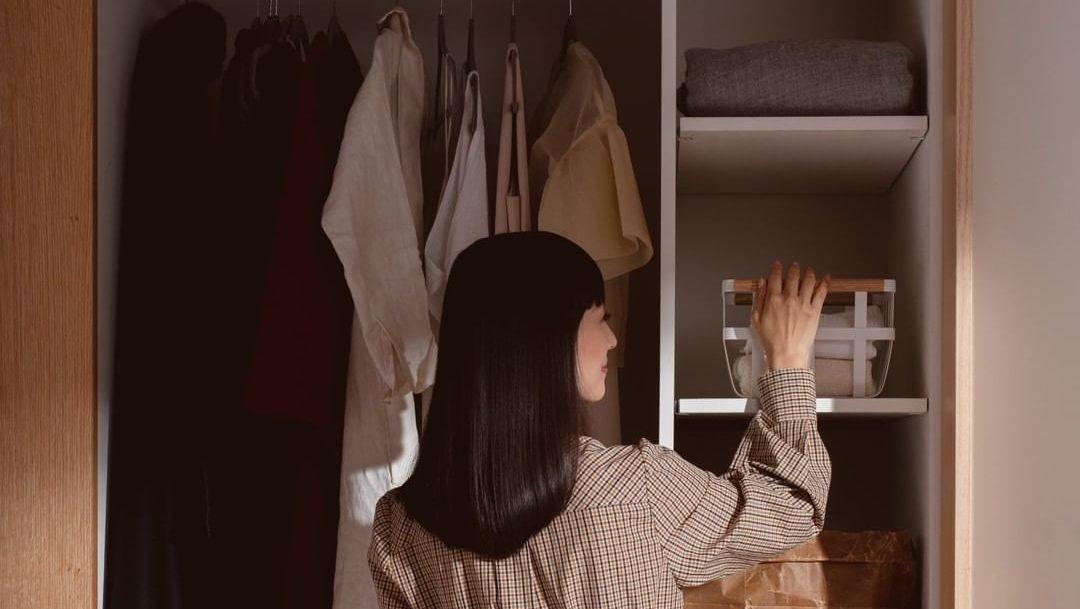 Pon tu armario a punto con el curso 'Experto en orden'