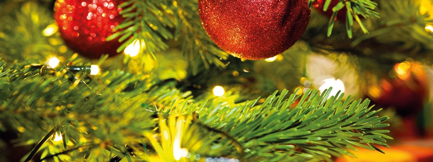 Tendencias para que tu árbol deslumbre esta Navidad
