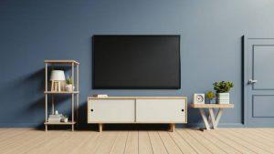 ¿Dónde pongo la tele?