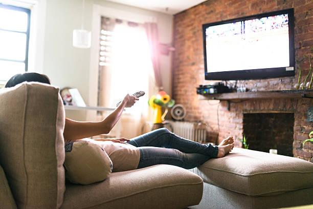 Televisión-salón