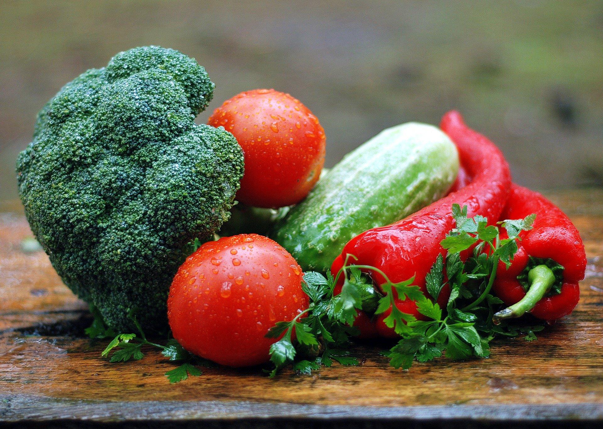 Come y compra alimentos sostenibles