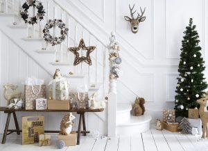 Inunda tu casa de Navidad…