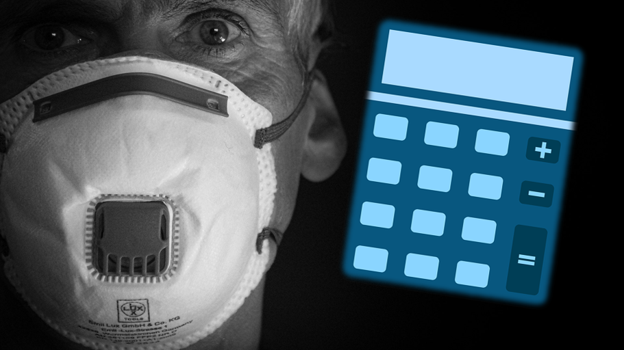 Evita contagios con esta calculadora anticovid