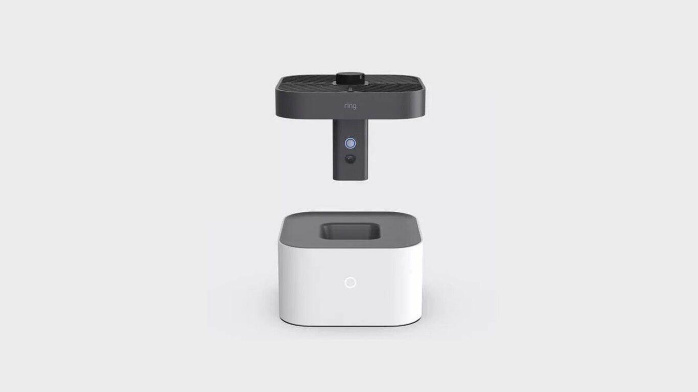Un dron que ahuyenta ladrones, ¿o que te espía en casa?