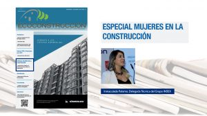 Ecoconstrucción entrevista a 'la madre' de la Casa Geosolar® como ejemplo del sector