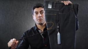 Pantalones vaqueros con airbag: los más seguros del mercado