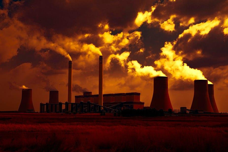 El cambio climático, el problema que puede reducir el PIB hasta el 45%