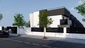Nueva parcela y en negociación terrenos para más de 140 Casas Geosolares®  en Boadilla