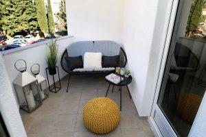 El gran oasis de luz y vegetación de tu pequeña terraza
