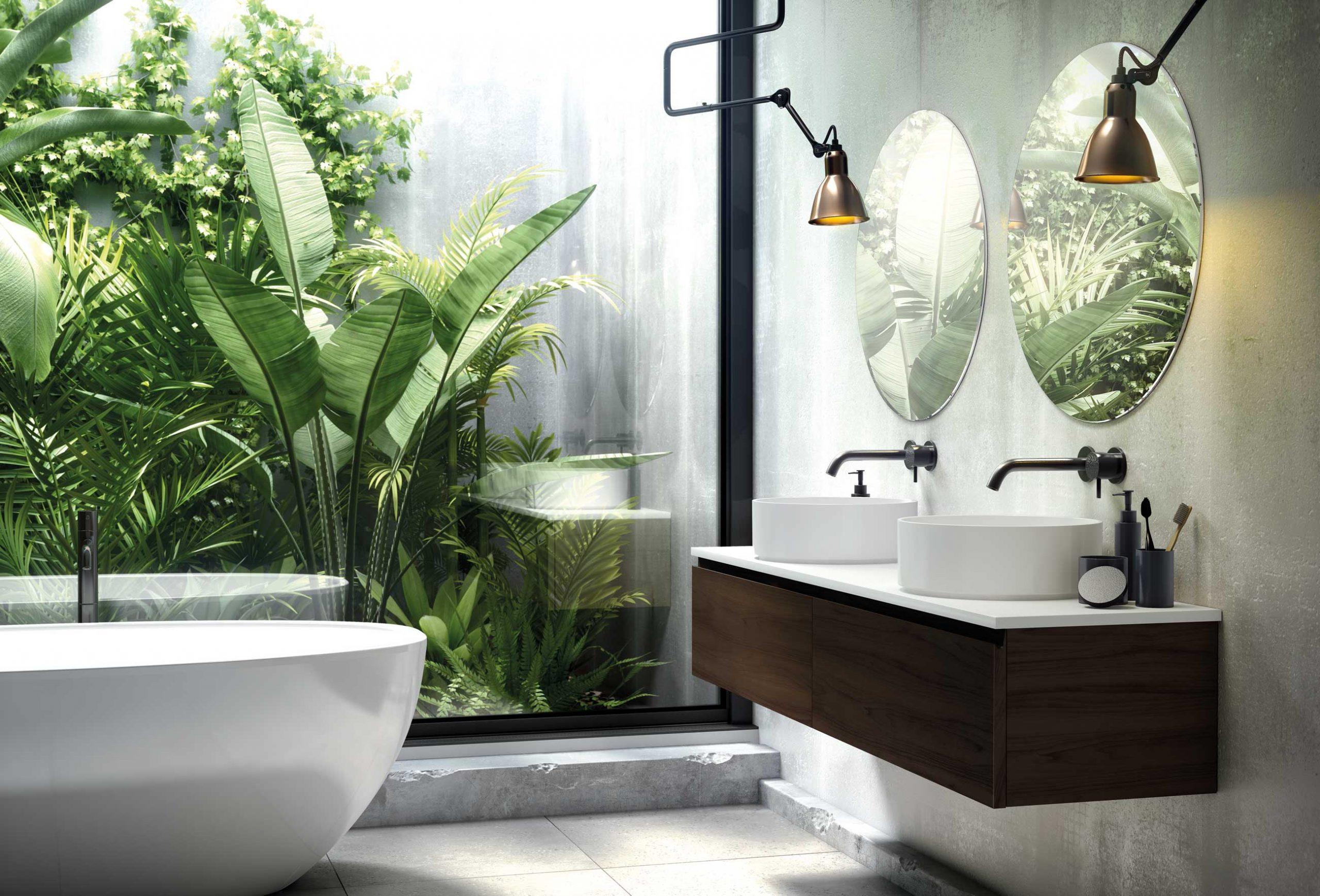 Baños para quedarse a vivir