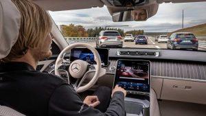 Nadie al volante, la conducción autónoma ya está aquí