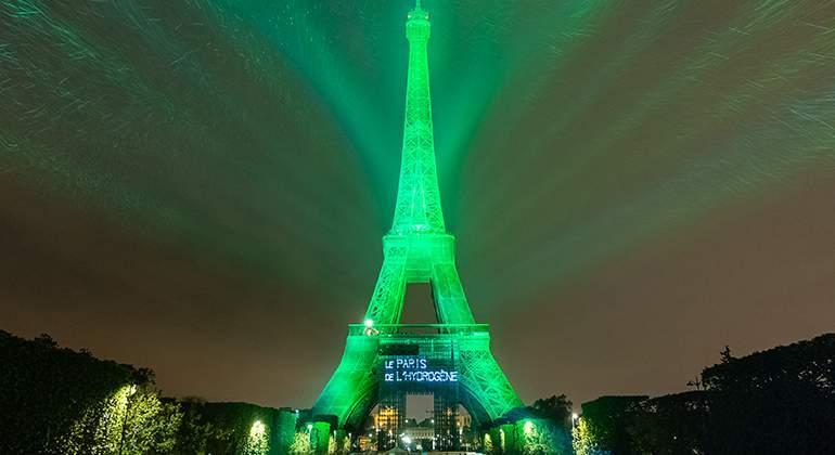Lee más sobre el artículo El hidrógeno verde conquista París
