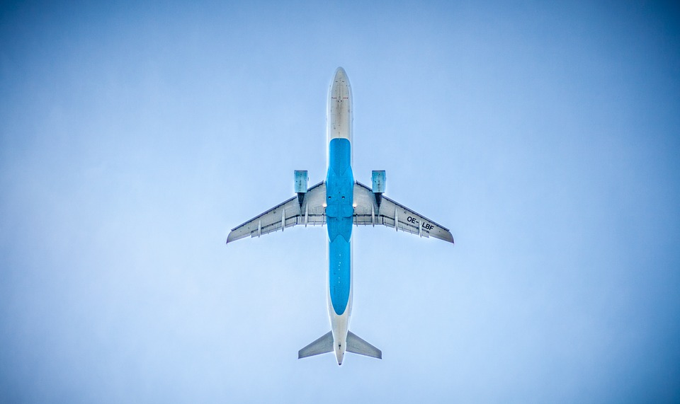 Nuevo impuesto al avión: ¿es el transporte menos verde?