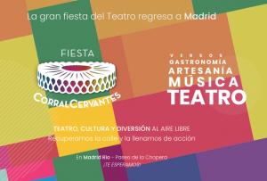 Lee más sobre el artículo Arriba el telón del V Festival Corral Cervantes