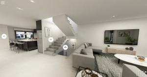 Lee más sobre el artículo Visitas virtuales a tu futuro hogar; tecnología para entrar en casa