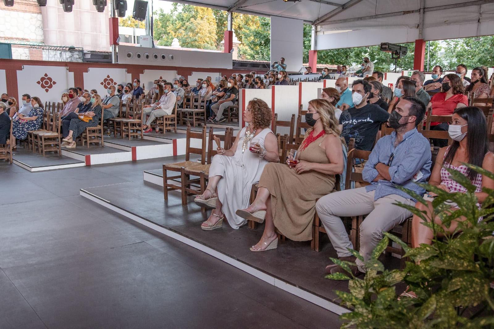 Lee más sobre el artículo Rotundo éxito del evento exclusivo para clientes Index en el Corral Cervantes