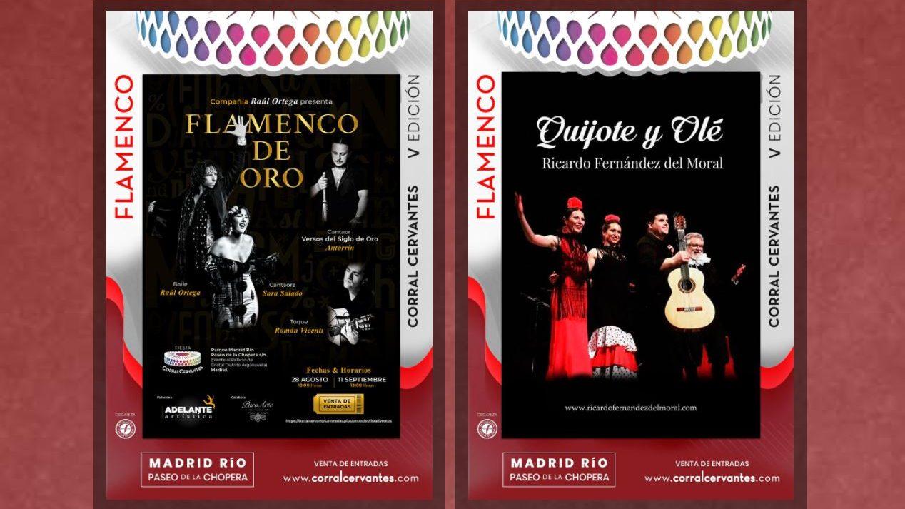 Lee más sobre el artículo Flamenco en el corral de Comedias