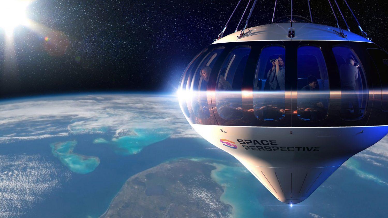 En este momento estás viendo Paseo en globo por el espacio por 100.000€