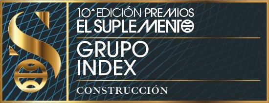 Premio Nacional de Construcción 2021 para Grupo Index