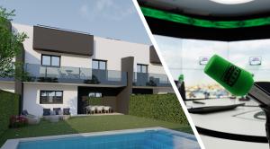 Lee más sobre el artículo La Casa Geosolar® en Onda Cero como modelo y ejemplo de vivienda sostenible